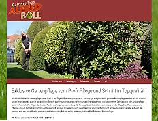 Exklusive Gartenpflege Alfred Boll