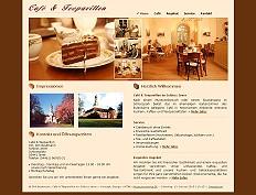 Café & Teepavillon im Schloss Jever