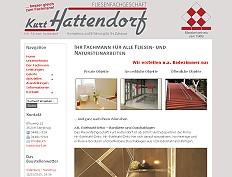 Fliesenfachgeschäft Kurt Hattendorf