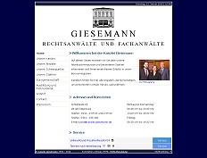 Rechtsanwälte und Fachanwälte Kanzlei Giesemann