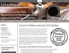K24 Waffen Peter Kretzner