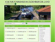 Kulturtourismus im Oldenburger Land - Gästeführen mit Stern