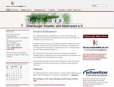 Oldenburger Anwalts- und Notarverein e.V.