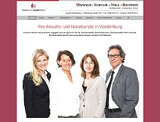 Kanzlei Wardenburg Maiwald Schulze Noll Baumann