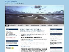 Roger Staves - Die Natur- und Gesundheitsallianz