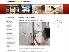 Malerfachbetrieb Schierhold + Kott