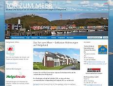 Tor zum Meer - Exklusive Ferienwohnungen auf Helgoland