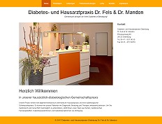 Diabetes- und Hausarztpraxis Oldenburg Dr. Fels & Dr. Mandon