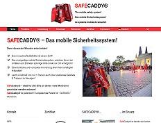 Safecaddy - das mobile Sicherheitssystem